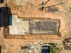 Ход строительства дома № 16 в ЖК Город времени - фото 10, Июль 2021