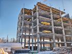 Каскад на Сусловой - ход строительства, фото 34, Февраль 2017