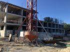 Ход строительства дома № 2 в ЖК Подкова на Родионова - фото 1, Сентябрь 2020