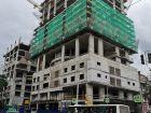 ЖК Островский - ход строительства, фото 27, Июнь 2020